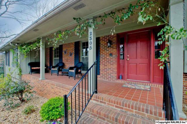 2305 Big Cove Road, Huntsville, AL 35801 (MLS #1081262) :: Amanda Howard Real Estate™