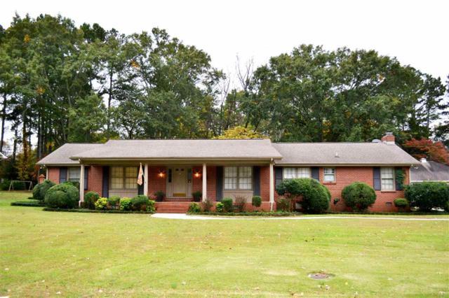 1807 Woodmont Drive, Decatur, AL 35601 (MLS #1081697) :: Capstone Realty