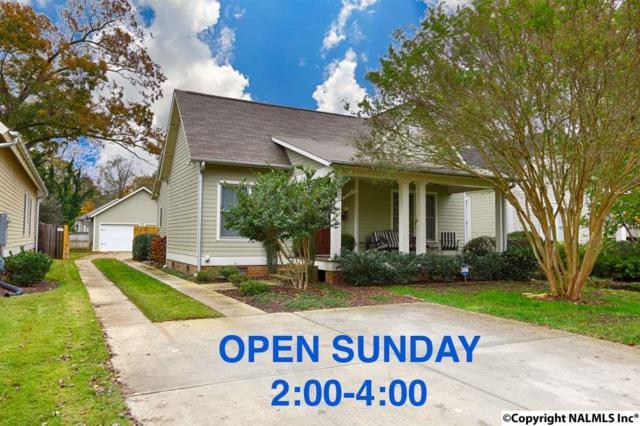 202 Coleman Street, Huntsville, AL 35801 (MLS #1082166) :: Capstone Realty