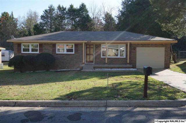4609 Blue Haven Drive, Huntsville, AL 35810 (MLS #1082726) :: Amanda Howard Real Estate™