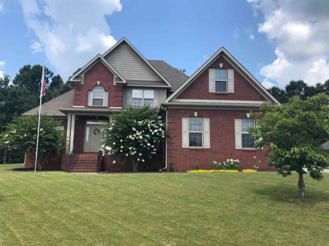 112 Lewis Vann Drive, Hazel Green, AL 35750 (MLS #1082974) :: RE/MAX Alliance