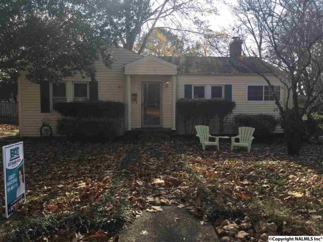 2727 Thornton Circle, Huntsville, AL 35801 (MLS #1083070) :: Amanda Howard Real Estate™