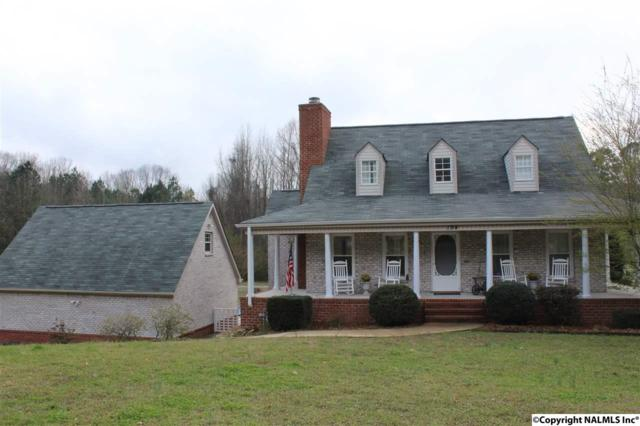194 Still Meadow Road, Somerville, AL 35670 (MLS #1083474) :: Amanda Howard Real Estate™