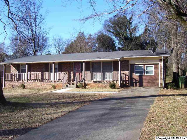 3523 NW Rosedale Drive, Huntsville, AL 35810 (MLS #1084611) :: Amanda Howard Real Estate™