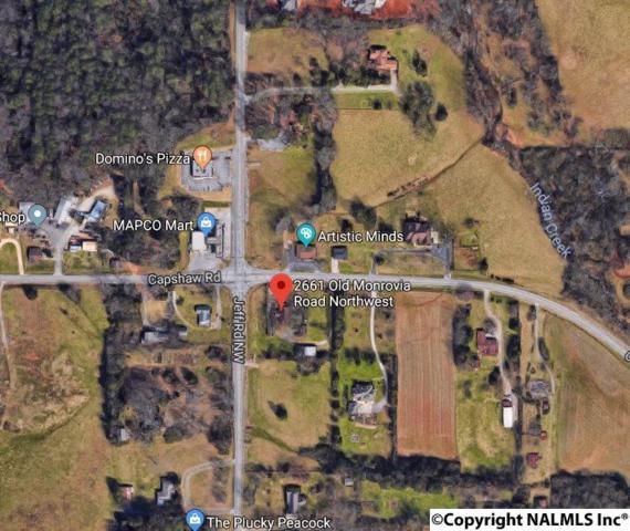 2661 Old Monrovia Road, Huntsville, AL 35806 (MLS #1086392) :: RE/MAX Alliance