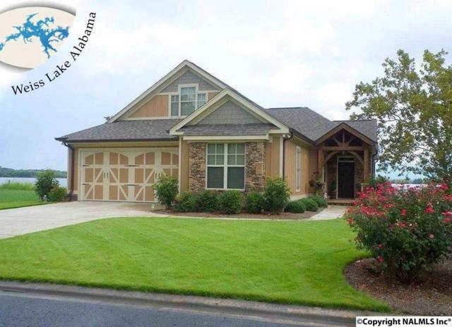 2615 Savannah Circle, Cedar Bluff, AL 35959 (MLS #1086530) :: Amanda Howard Real Estate™