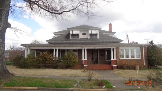 1801 Wilmer Avenue, Anniston, AL 36201 (MLS #1087727) :: RE/MAX Alliance