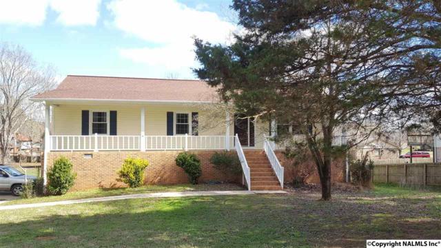 105 Parker Drive, Huntsville, AL 35811 (MLS #1087844) :: RE/MAX Alliance