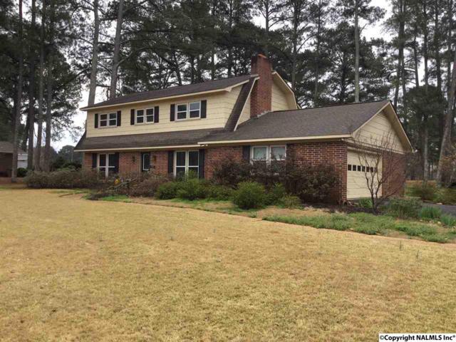 2301 Burningtree Drive, Decatur, AL 35603 (MLS #1088166) :: Amanda Howard Real Estate™