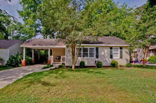 2710 Overton Road, Huntsville, AL 35801 (MLS #1088568) :: RE/MAX Alliance