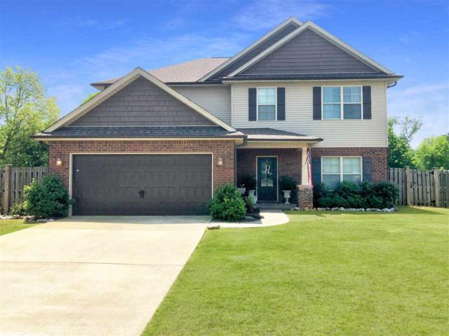 1502 Crown Pointe Drive, Hartselle, AL 35640 (MLS #1088635) :: Capstone Realty