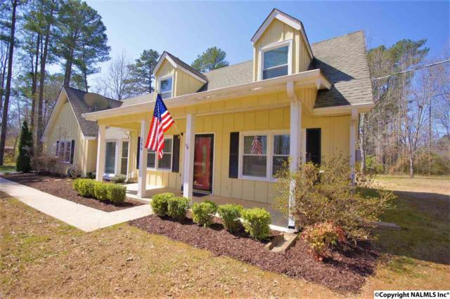 256 Starr Road, Hazel Green, AL 35750 (MLS #1088831) :: RE/MAX Distinctive | Lowrey Team