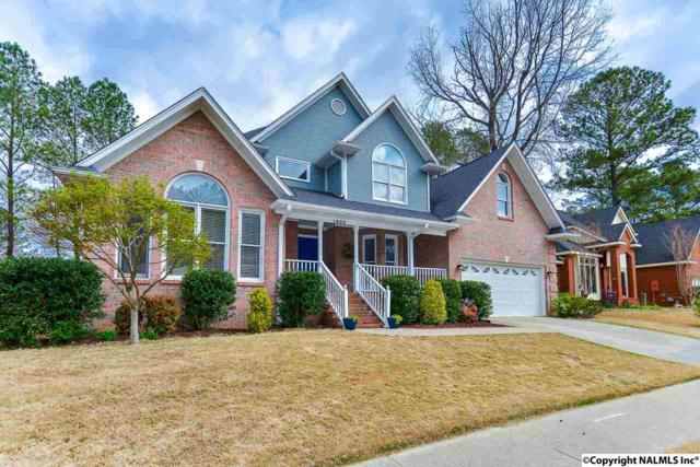 1823 Gallop Drive, Huntsville, AL 35803 (MLS #1089265) :: Amanda Howard Real Estate™