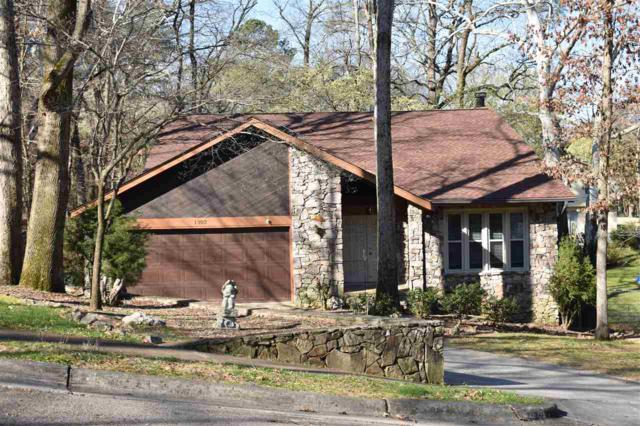 1302 Hearthwood Circle, Huntsville, AL 35803 (MLS #1089282) :: RE/MAX Alliance