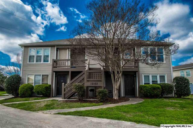 12103 Carriage Court, Huntsville, AL 35803 (MLS #1089581) :: RE/MAX Distinctive | Lowrey Team