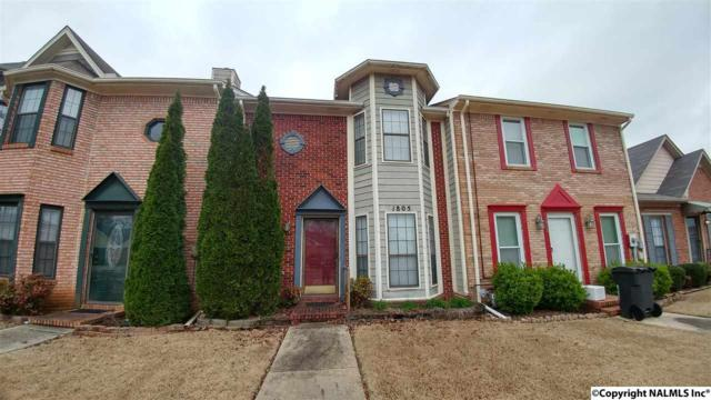 1805 Brookline Avenue, Decatur, AL 35603 (MLS #1089585) :: Amanda Howard Real Estate™