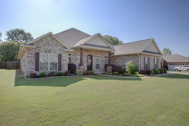 2607 Park Hampton Drive, Owens Cross Roads, AL 35763 (MLS #1089800) :: RE/MAX Alliance