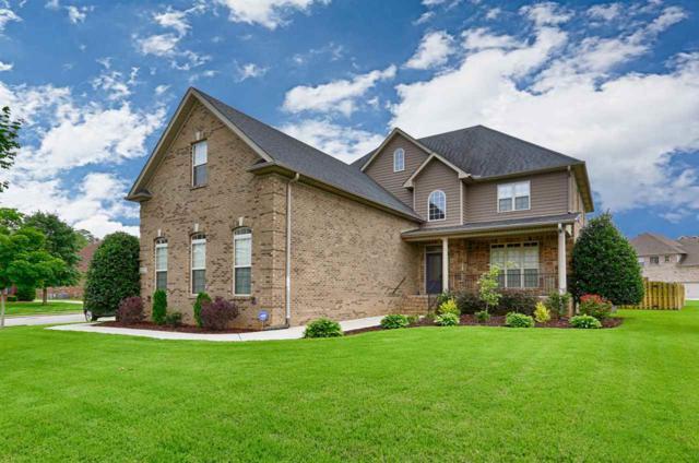 121 Star Chase Lane, Madison, AL 35758 (MLS #1089862) :: Intero Real Estate Services Huntsville