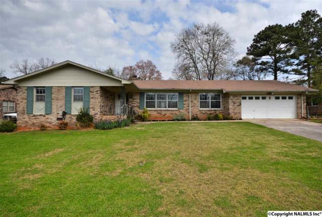 901 Mira Vista Drive, Huntsville, AL 35802 (MLS #1090359) :: Legend Realty