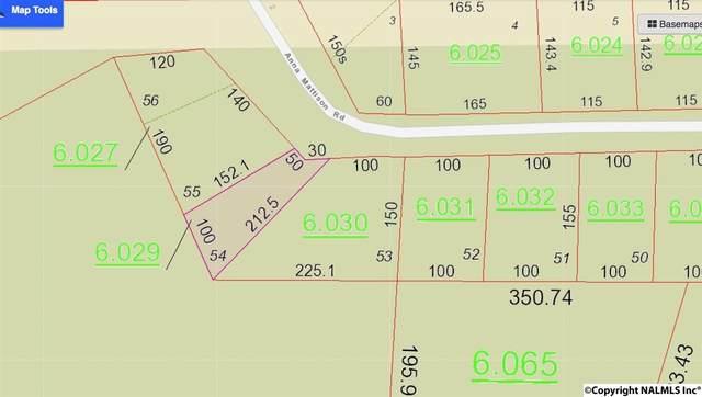Anna Mattison Road #54, Oxford, AL 36203 (MLS #1093105) :: Green Real Estate