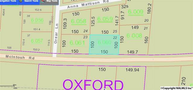 Mcintosh Road, Oxford, AL 36203 (MLS #1093180) :: Green Real Estate