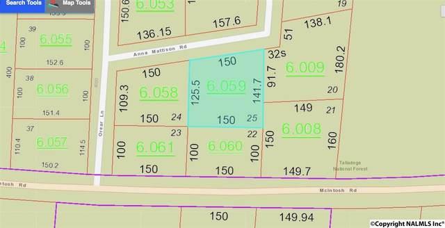 Anna Mattison Road #25, Oxford, AL 36203 (MLS #1093181) :: Green Real Estate