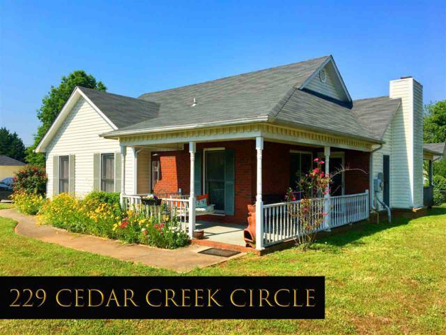229 Cedar Creek Circle, New Market, AL 35761 (MLS #1093215) :: RE/MAX Alliance