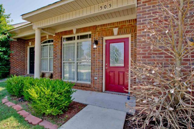 505 Wade Road, Owens Cross Roads, AL 35763 (MLS #1093611) :: Capstone Realty