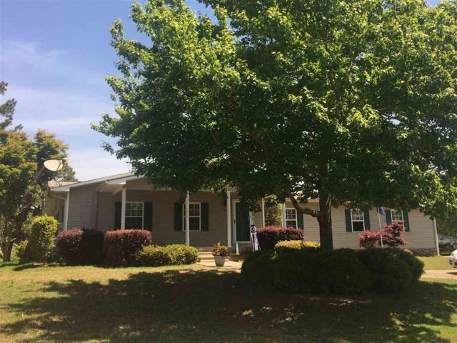 45 Lakewood Drive, Scottsboro, AL 35769 (MLS #1093778) :: Capstone Realty