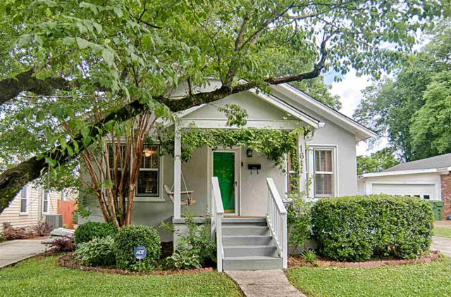 1611 Wellman Avenue, Huntsville, AL 35801 (MLS #1094437) :: The Pugh Group RE/MAX Alliance