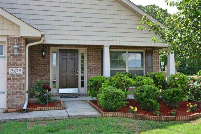 2835 Slate Drive, Huntsville, AL 35803 (MLS #1094783) :: Intero Real Estate Services Huntsville