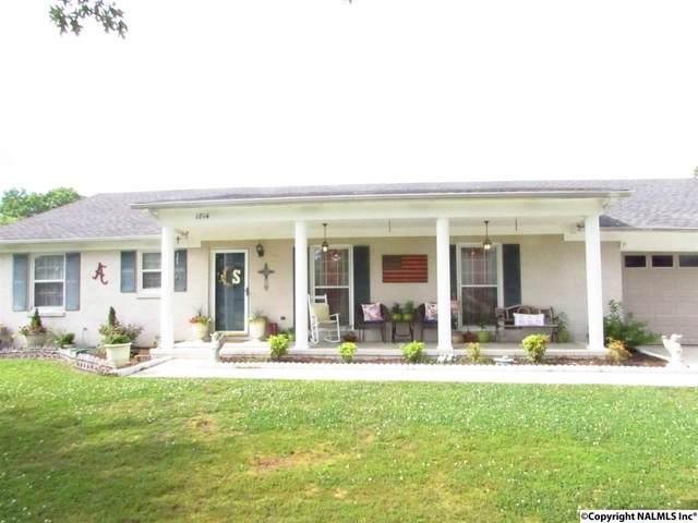 1814 Lanier Street, Decatur, AL 35603 (MLS #1095096) :: LocAL Realty