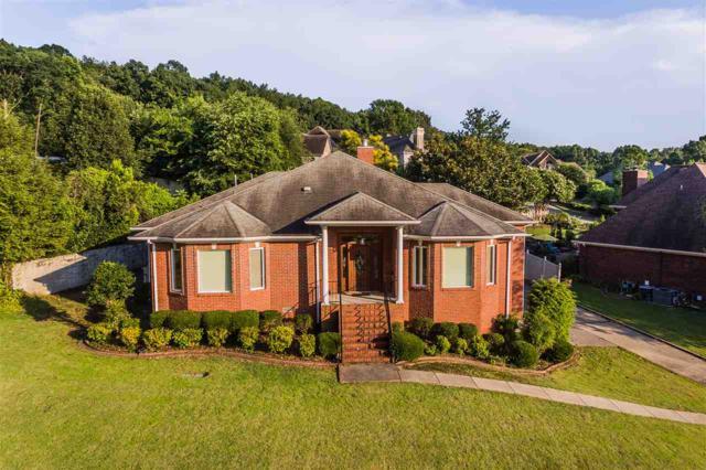 1402 Old Carriage Lane, Huntsville, AL 35802 (MLS #1095890) :: Amanda Howard Sotheby's International Realty
