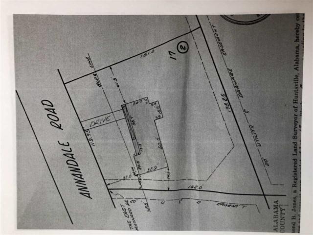 Annandale Drive, Huntsville, AL 35801 (MLS #1095991) :: Amanda Howard Real Estate™