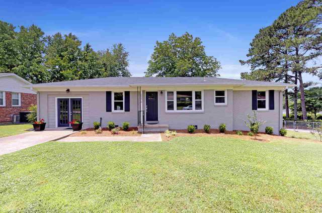 2027 Chambers Drive, Huntsville, AL 35811 (MLS #1096332) :: Intero Real Estate Services Huntsville