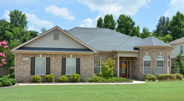 104 Twin Springs Drive, Harvest, AL 35749 (MLS #1096692) :: RE/MAX Alliance