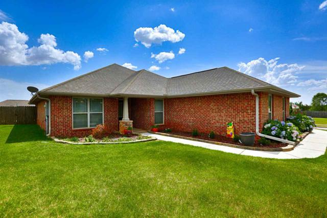 201 Grantham Circle, Madison, AL 35756 (MLS #1096841) :: Intero Real Estate Services Huntsville