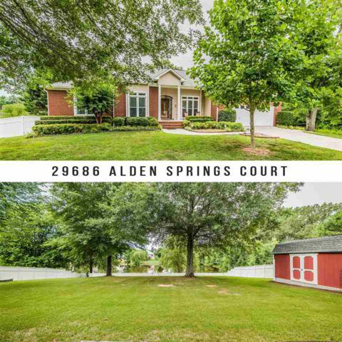 29686 Alden Springs Court, Harvest, AL 35749 (MLS #1097001) :: Amanda Howard Sotheby's International Realty
