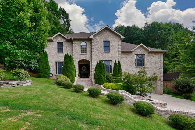 7773 Wildcreek Trail, Huntsville, AL 35802 (MLS #1098143) :: Amanda Howard Sotheby's International Realty