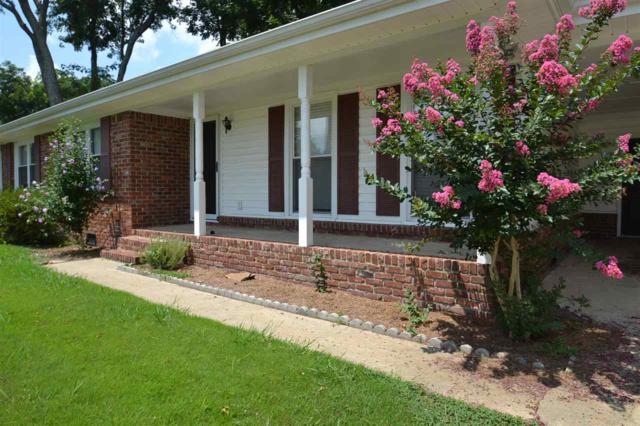 610 Sunset Avenue, Albertville, AL 35950 (MLS #1099353) :: Legend Realty