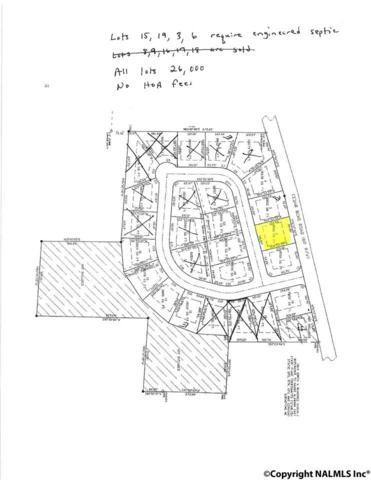 Lot 2 Legacy Trace, Southside, AL 35907 (MLS #1099506) :: Amanda Howard Sotheby's International Realty