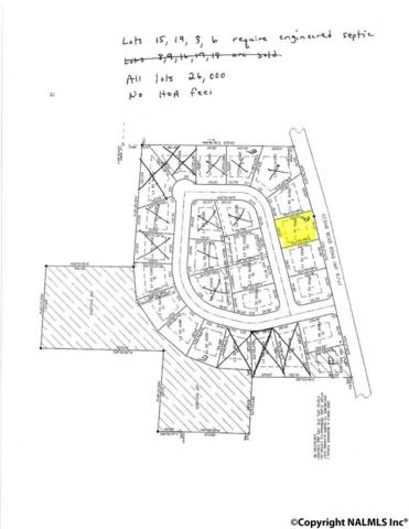 Lot 3 Legacy Trace, Southside, AL 35907 (MLS #1099508) :: Legend Realty