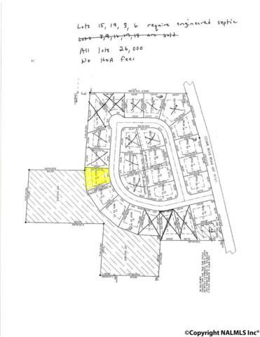 Lot 12 Legacy Trace, Southside, AL 35907 (MLS #1099549) :: The Pugh Group RE/MAX Alliance