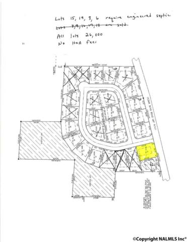 Lot 19 Legacy Trace, Southside, AL 35907 (MLS #1099552) :: Amanda Howard Sotheby's International Realty