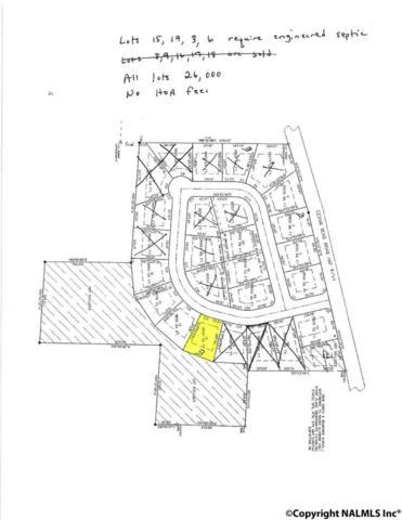 Lot 15 Legacy Trace, Southside, AL 35907 (MLS #1099553) :: Amanda Howard Sotheby's International Realty