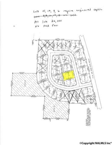 Lot 21 Legacy Trace, Southside, AL 35907 (MLS #1099555) :: The Pugh Group RE/MAX Alliance