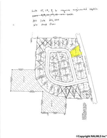 Lot 4 Legacy Trace, Southside, AL 35907 (MLS #1099556) :: The Pugh Group RE/MAX Alliance