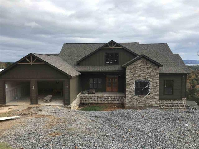 1150 Fall Creek Drive, Guntersville, AL 35976 (MLS #1099660) :: Capstone Realty