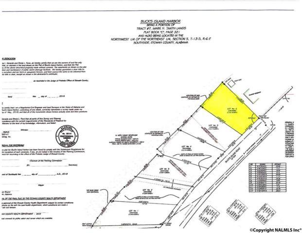 Lot 6 Bucks Island Road, Southside, AL 35907 (MLS #1099877) :: The Pugh Group RE/MAX Alliance