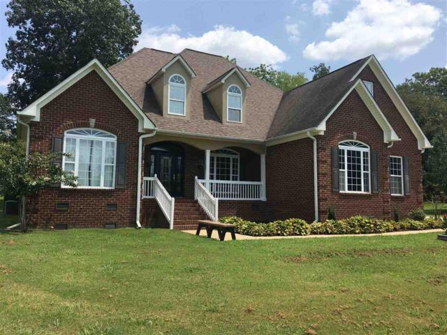 1107 Fairway Road, Fort Payne, AL 35967 (MLS #1099899) :: Capstone Realty